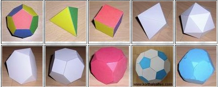 Check Out The Excellent Range Of Paper Based Models That Can Be Made Here