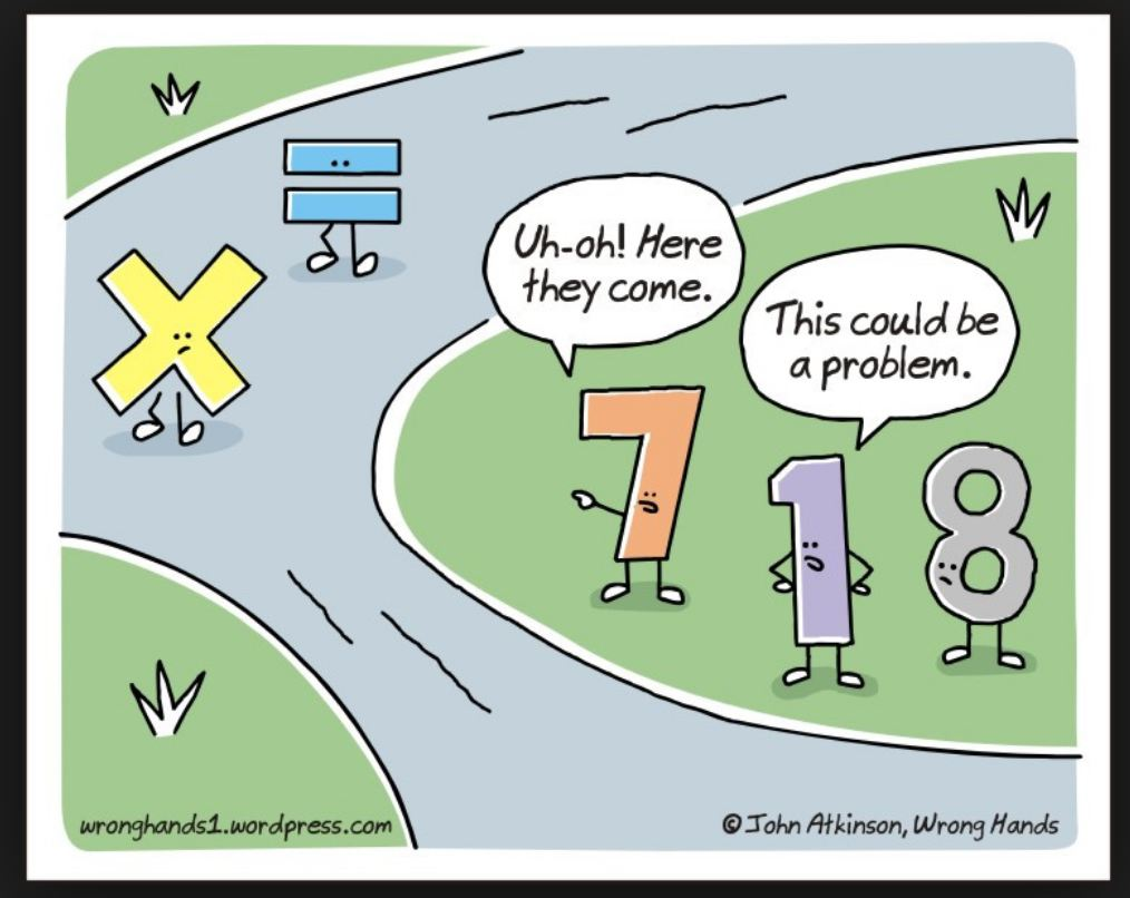 Welcome to H3 Maths » Blog Archive » A Math cartoon for great discussion